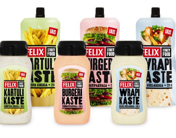 Tegijad igal tänaval - Felix Streetfood