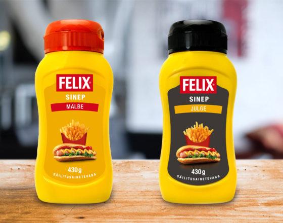 Felix toob sügisesse maitset